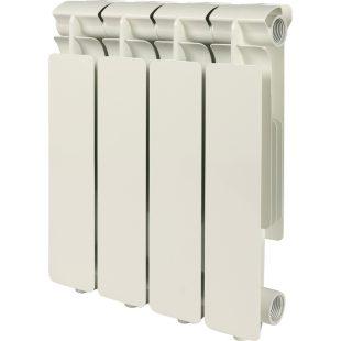 STOUT Bravo 350 4 секции радиатор алюминиевый