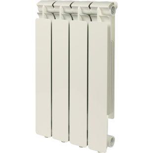 STOUT Bravo 500 4 секции радиатор алюминиевый