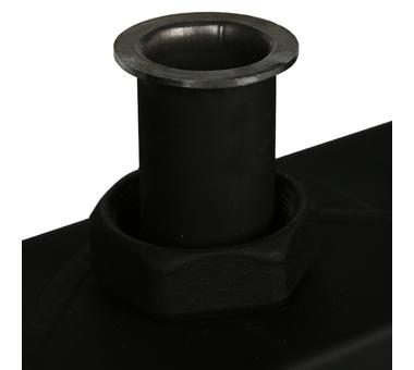 SDG-0016-005004 STOUT Стальной распределительный коллектор 4 отопительных контура. В теплоизоляции DN 323