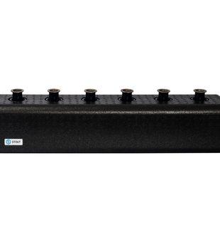 SDG-0018-004003 STOUT Стальной распределительный коллектор 3 отопительных контура с гидравлическим разделителем DN 251