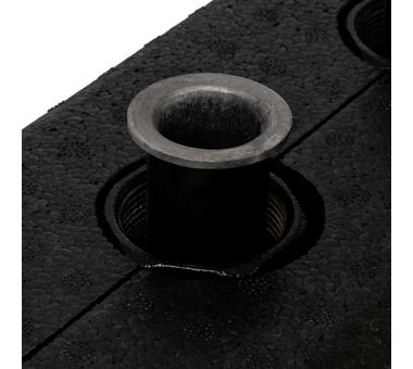 SDG-0018-004003 STOUT Стальной распределительный коллектор 3 отопительных контура с гидравлическим разделителем DN 254