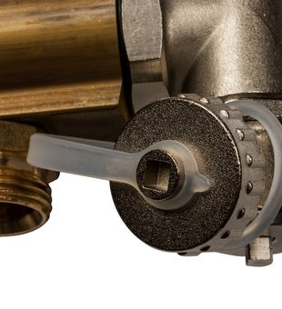 SMB 0468 000006 STOUT Распределительный коллектор из латуни без расходомеров 6 вых.6