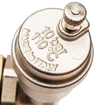 SMB 0473 000010 STOUT Распределительный коллектор из латуни с расходомерами 10 вых.9