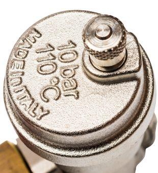 SMB 0473 000011 STOUT Распределительный коллектор из латуни с расходомерами 11 вых.9