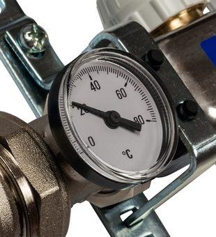 SMS 0907 000005 STOUT Коллектор из нержавеющей стали в сборе с расходомерами 5 вых.3