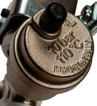 SMS 0907 000008 STOUT Коллектор из нержавеющей стали в сборе с расходомерами 8 вых.5