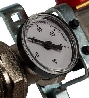 SMS 0907 000009 STOUT Коллектор из нержавеющей стали в сборе с расходомерами 9 вых.2