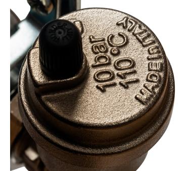 SMS 0907 000011 STOUT Коллектор из нержавеющей стали в сборе с расходомерами 11 вых.6