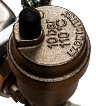 SMS 0907 000012 STOUT Коллектор из нержавеющей стали в сборе с расходомерами 12 вых.6
