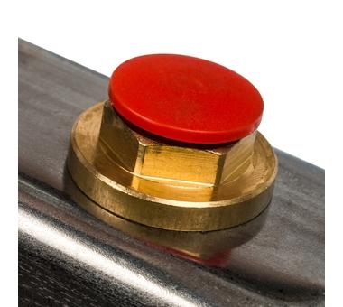 SMS 0912 000002 STOUT Коллектор из нержавеющей стали в сборе без расходомеров 2 вых.4