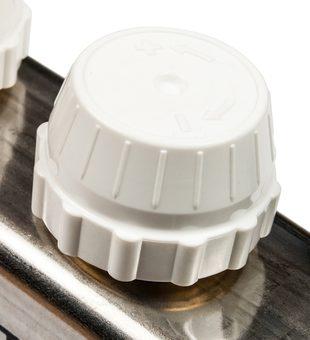 SMS 0912 000002 STOUT Коллектор из нержавеющей стали в сборе без расходомеров 2 вых.5