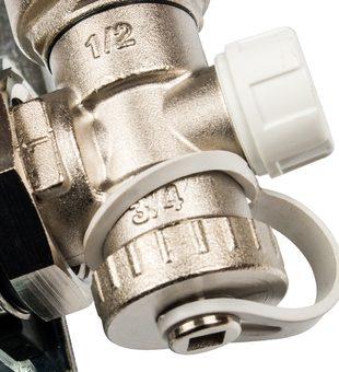 SMS 0912 000002 STOUT Коллектор из нержавеющей стали в сборе без расходомеров 2 вых.6