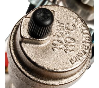 SMS 0912 000002 STOUT Коллектор из нержавеющей стали в сборе без расходомеров 2 вых.7