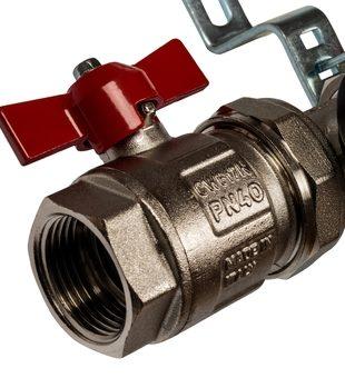 SMS 0912 000006 STOUT Коллектор из нержавеющей стали в сборе без расходомеров 6 вых.4
