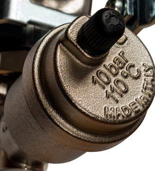 SMS 0912 000012 STOUT Коллектор из нержавеющей стали в сборе без расходомеров 12 вых.6