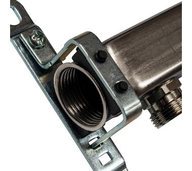 SMS 0923 000010 STOUT Коллектор из нержавеющей стали для радиаторной разводки 10 вых.1