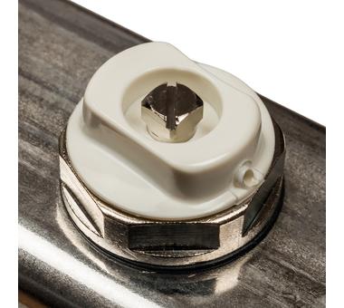 SMS-0927-000003 STOUT Коллектор из нержавеющей стали с расходомерами, с клапаном вып. воздуха и сливом 3 вых.6