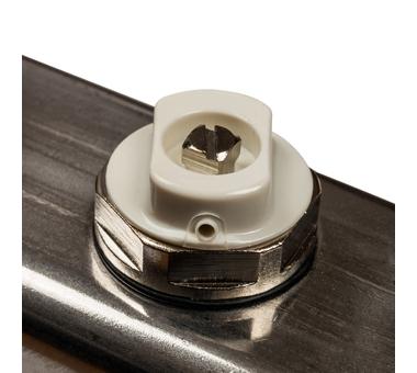 SMS-0927-000005 STOUT Коллектор из нержавеющей стали с расходомерами, с клапаном вып. воздуха и сливом 5 вых.5