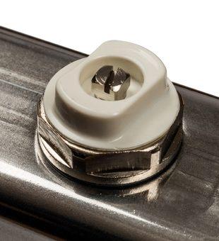 SMS-0927-000007 STOUT Коллектор из нержавеющей стали с расходомерами, с клапаном вып. воздуха и сливом 7 вых.4