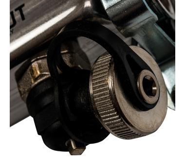 SMS-0927-000007 STOUT Коллектор из нержавеющей стали с расходомерами, с клапаном вып. воздуха и сливом 7 вых.5