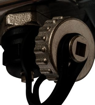 SMS-0927-000008 STOUT Коллектор из нержавеющей стали с расходомерами, с клапаном вып. воздуха и сливом 8 вых.6