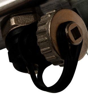 SMS-0932-000010 STOUT Коллектор из нержавеющей стали без расходомеров, с клапаном вып. воздуха и сливом 10 вых.7