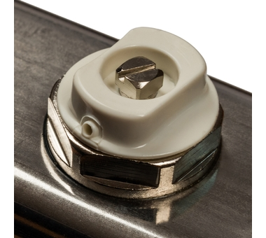SMS-0932-000012 STOUT Коллектор из нержавеющей стали без расходомеров, с клапаном вып. воздуха и сливом 12 вых.6