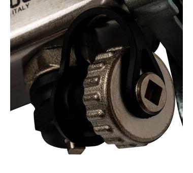 SMS-0932-000012 STOUT Коллектор из нержавеющей стали без расходомеров, с клапаном вып. воздуха и сливом 12 вых.7